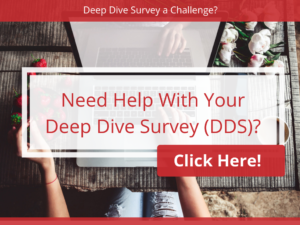 Deep Dive Survey (DDS)